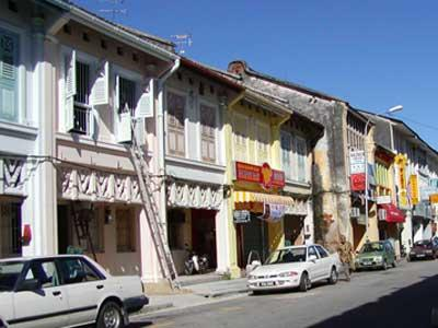 George Town Historic Enclave