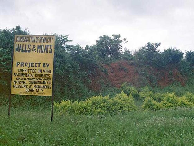Benin City Earthworks