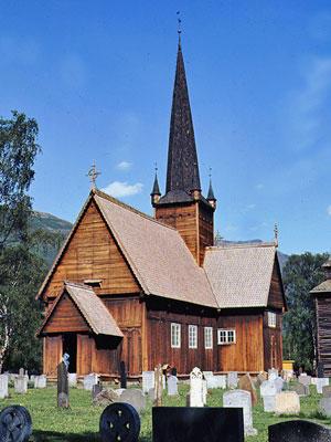 VÅGÅ OLD CHURCH