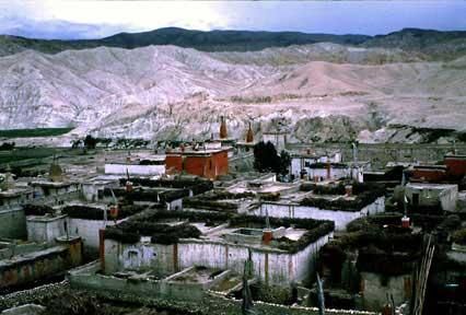 Gompas of Upper Mustang