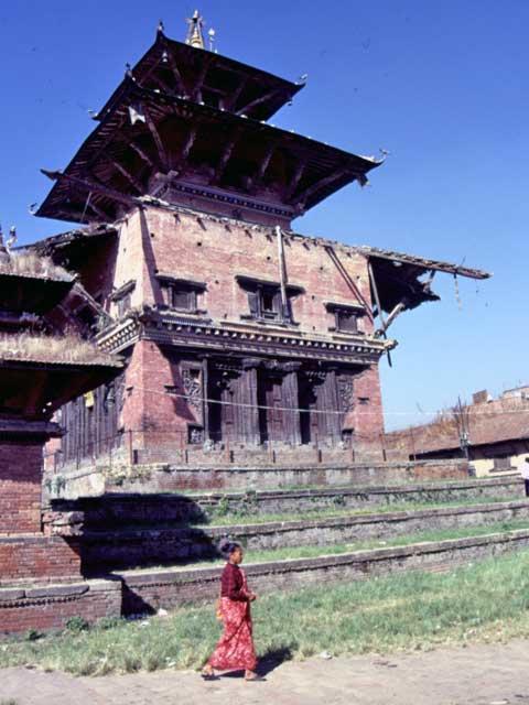 Teku Thapathali Monument Zone