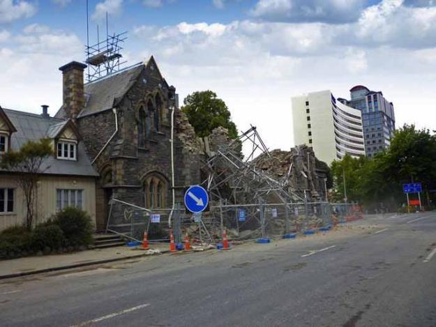 CANTERBURY PROVINCIAL GOVERNMENT BUILDINGS