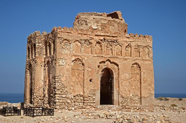 The mausoleum of Bibi Maryam, 2013