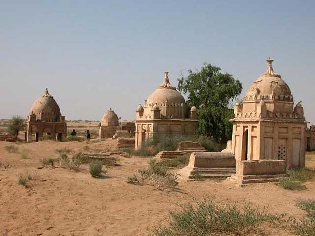Mian Nasir Mohammed Graveyard