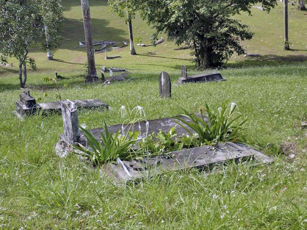 Corozal Cemetery