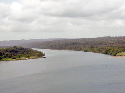 View of the Charges River, 2001