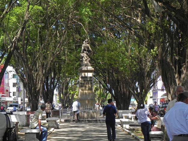 Paseo Centenario/Centenary Walk, 2010