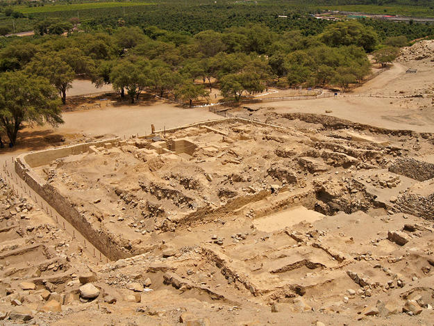 Cerro Sechín