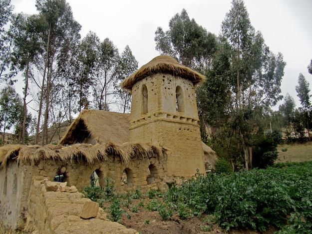 Capilla de la Virgen Concebida de Kuchuhuasi