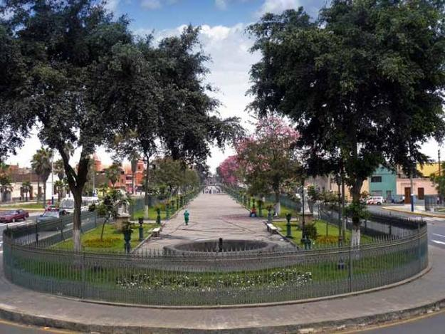 ALAMEDA DE LOS DESCALZOS AND PASEO DE AGUAS