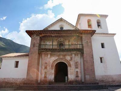 San Pedro Apóstol de Andahuaylillas Church