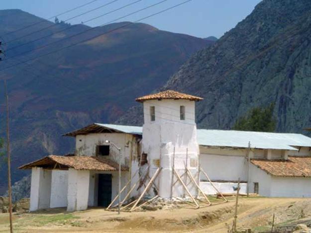 Angasmarca Temple