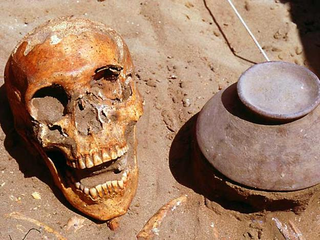 Apurlec Archaeological Site
