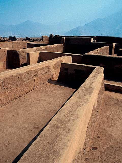 Cajamarquilla Archaeological Site