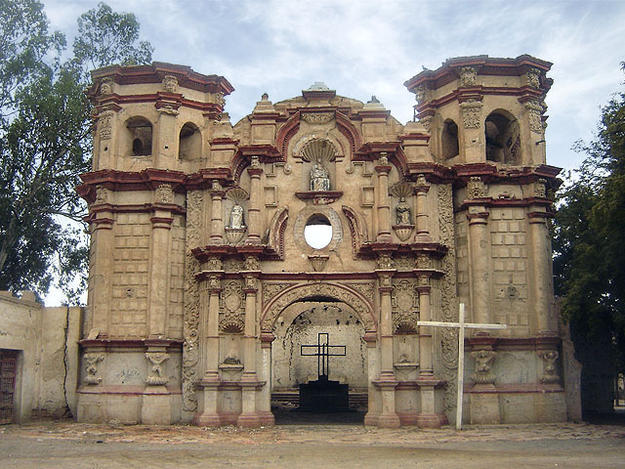 Jesuit churches of San José and San Javier