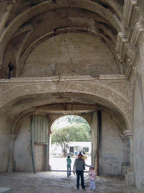 Jesuit churches of San José and San Javier