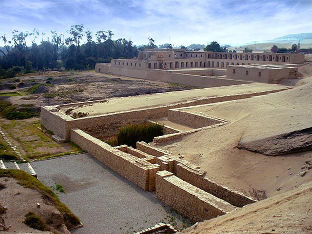 Pachacamac Sanctuary