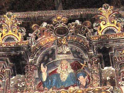SAN CRISTÓBAL DE RAPAZ CHURCH