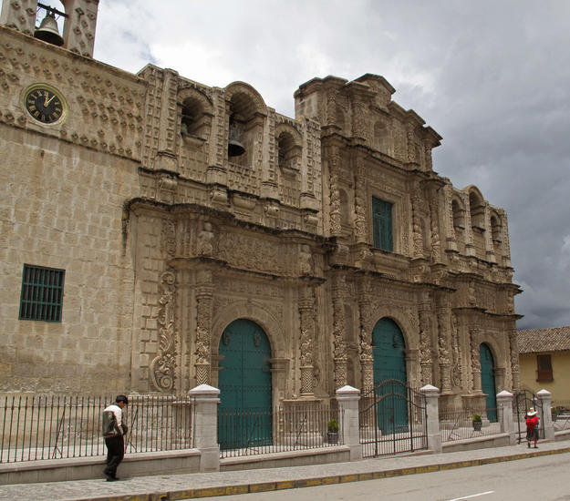 Cathedral façade , 2009