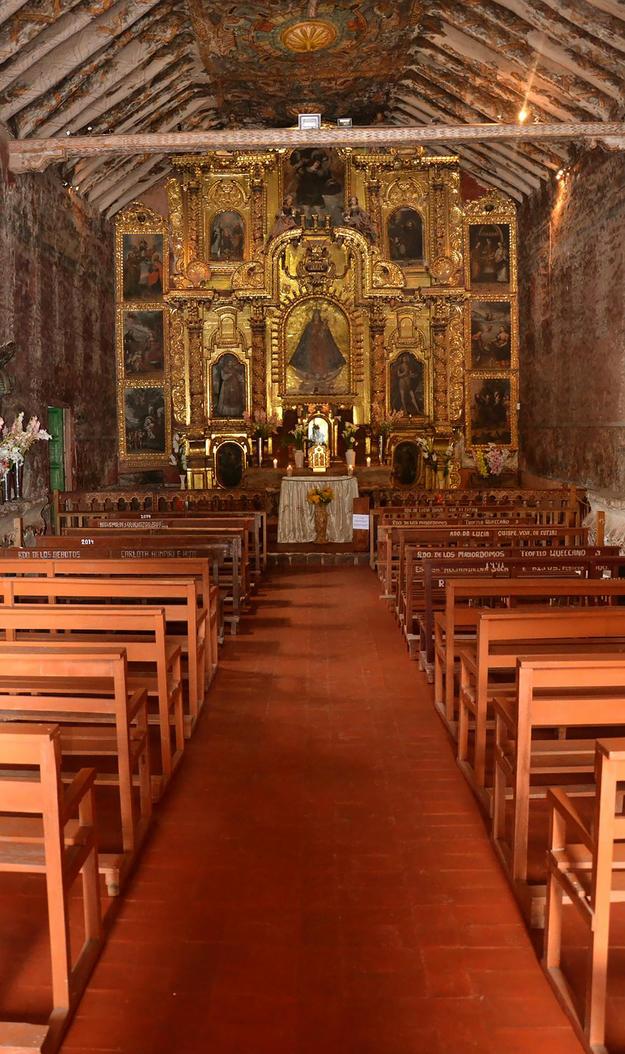 Main altar, 2014