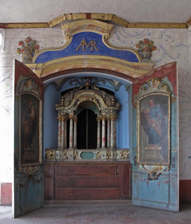 Chapel, 2011