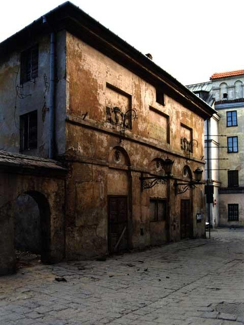 Old Lublin Theater