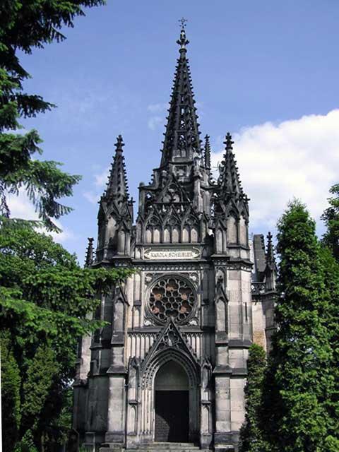 Mausoleum of Karol Scheibler