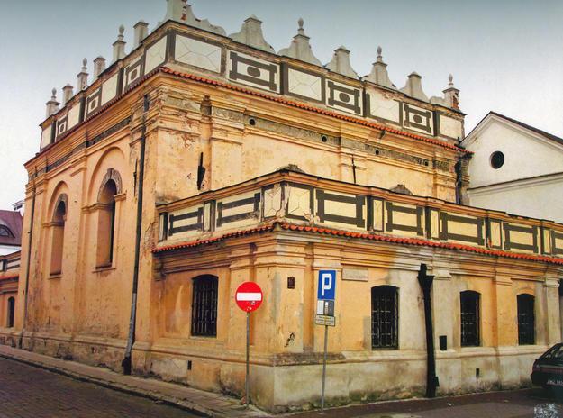 Northeastern corner of the façade, 2005