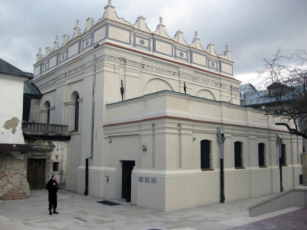 Façade after conservation, 2010