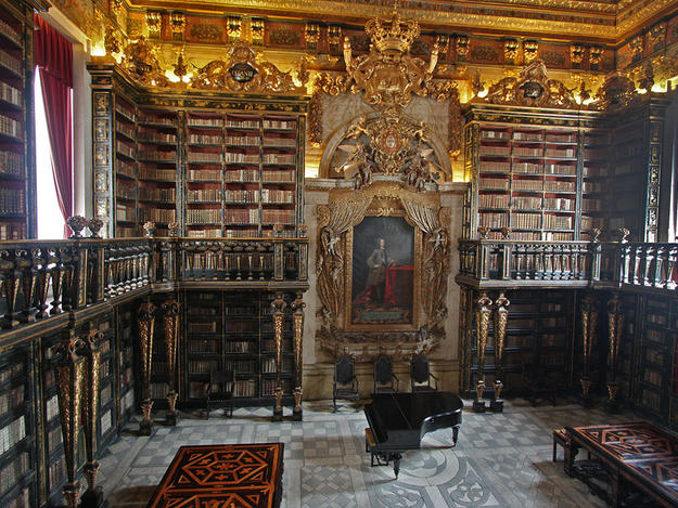 Joanine Library of the University of Coimbra