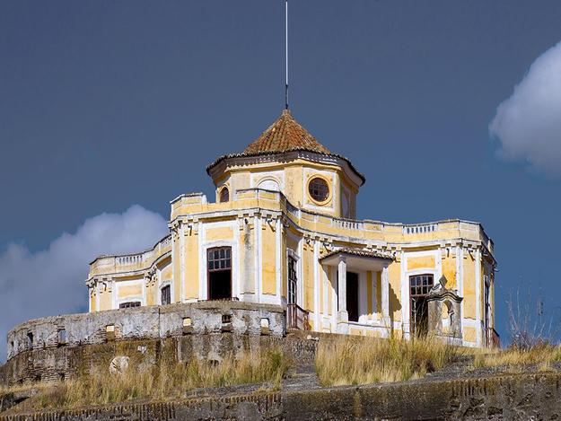 Fort of Graça