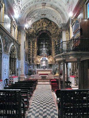 Church of Nossa Senhora da Encarnação