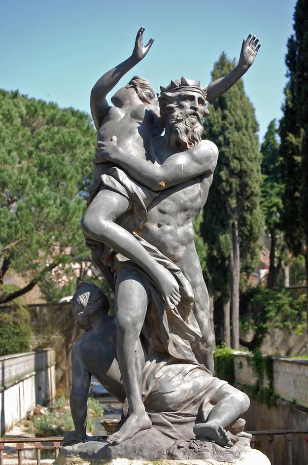 The Rape of Proserpina, 2008