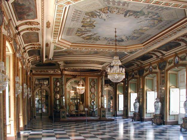 Hall of Ambassadors/Sala dos Embaixadores, 2012
