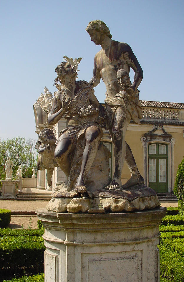 Vertumnus and Pomona, 2004