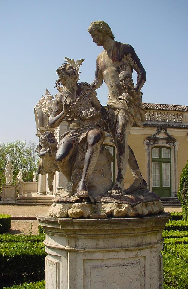 Vertumnus and Pomona, 2004