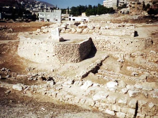 Tell Balatah (Shechem or Ancient Nablus)