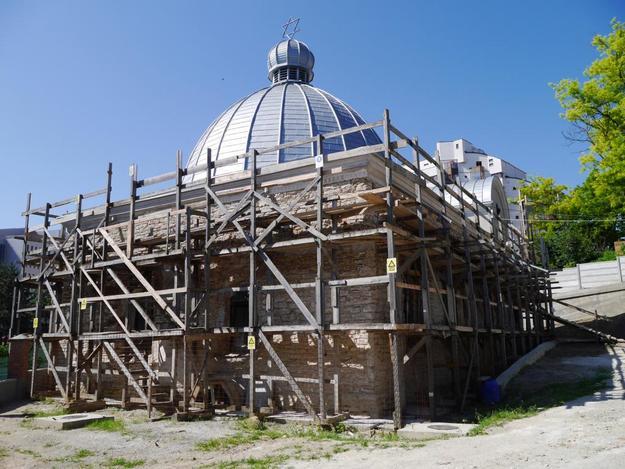 The Great Synagogue of Iaşi