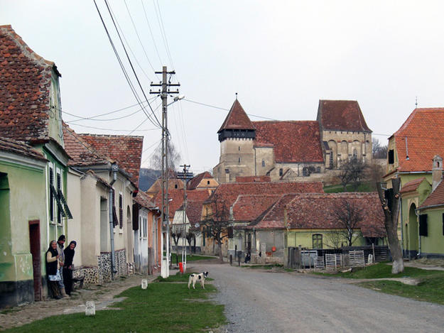 Fortified Churches of Southern Transylvania