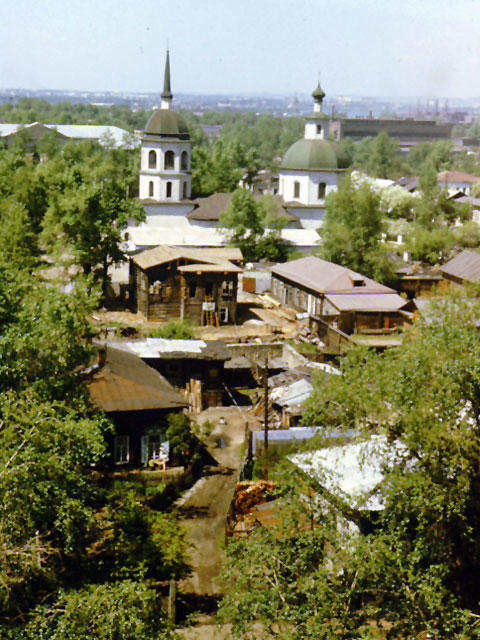 Irkutsk Historic Center