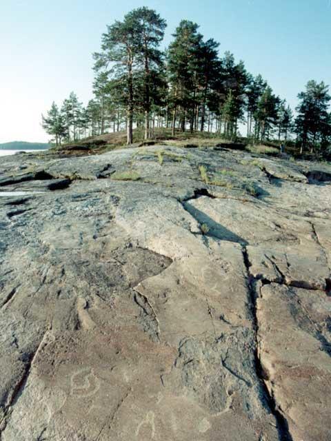 Karelian Petroglyphs