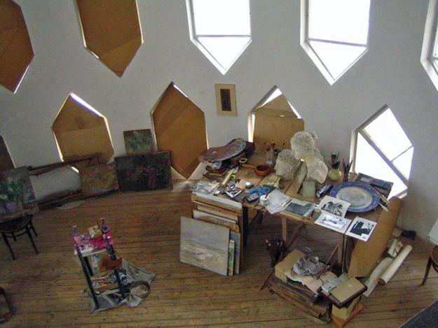 Melnikov's House and Studio