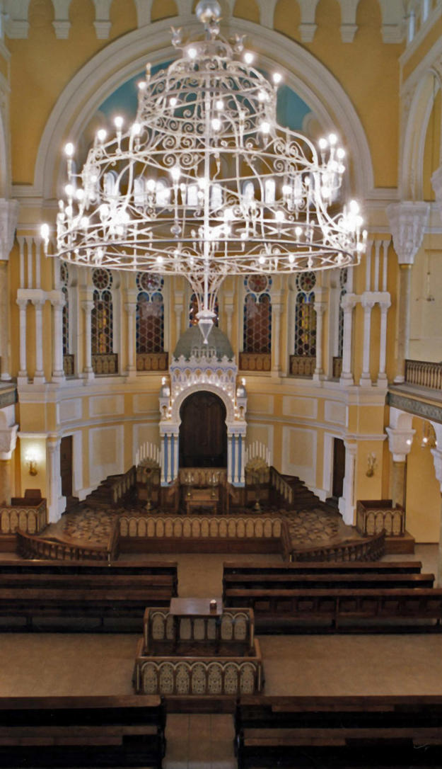 Grand Prayer Hall, 2004