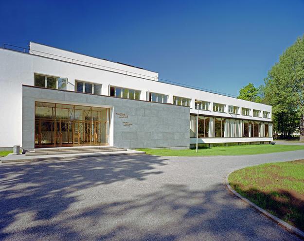 Front façade , 2014 (Photo: The Finnish Committee/Petri Neuvonen)