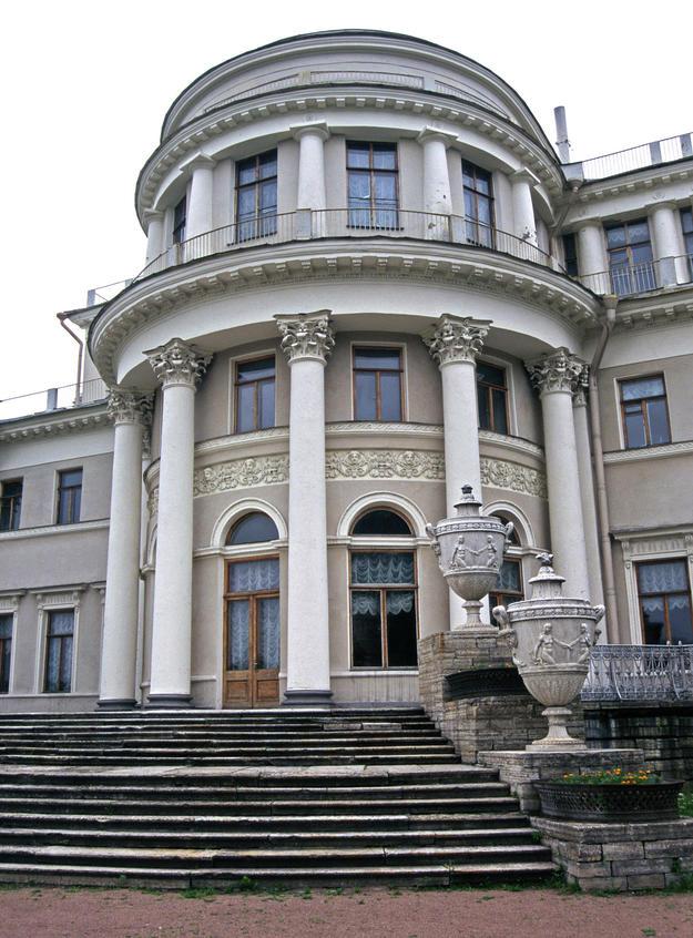 East façade , 1997