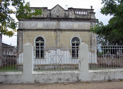 World Monuments Fund: Brener Synagogue