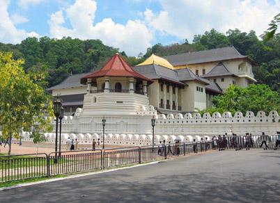 Kandy Sacred City