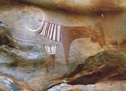 Las Geel Rock Art