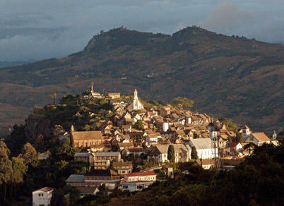 Fianarantsoa Old City