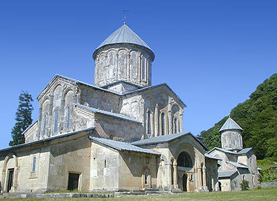 Gelati Monastery and Academy
